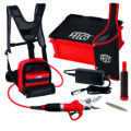 FELCO 812-HP WITH 882 POWER PACK, 916 LEATHER HOLSTER, AND LARGE CAPACITY BATTERY (880/194)