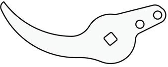 FELCO 11-4 Anvil Blade