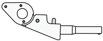 FELCO 12-1 Cut Handle