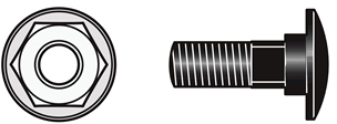 FELCO 160-94 Nut & Bolt Kit