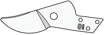 FELCO 200-3 Blade