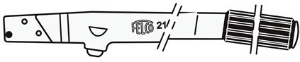 FELCO 21-1 Handle