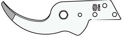 FELCO 210-4 Anvil-Blade