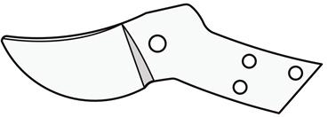 FELCO 22-3 Blade