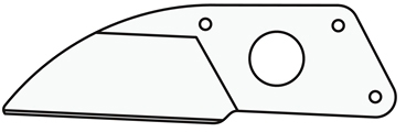FELCO 30-3 Blade with Washer